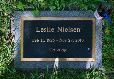 Leslie Neilsen - resize