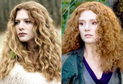 Rachelle Lefevre vs Bryce Dallas Howard